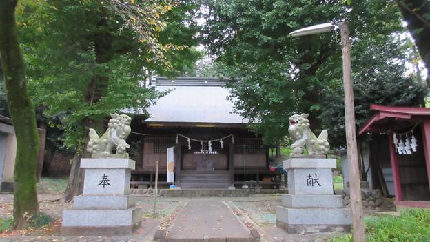 熊野神社(多摩市)