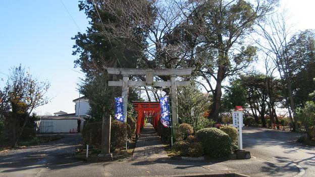 館林城(館林市)稲荷郭・尾曳稲荷神社