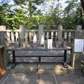 松陰神社(世田谷区)境外墓地