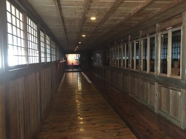 恵林寺(甲州市小屋敷)鶯廊下