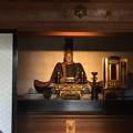Photos: 恵林寺(甲州市小屋敷)柳沢廟・柳沢吉保像