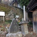 法華寺/上社神宮寺跡(諏訪市)庚申塔