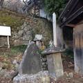 Photos: 法華寺/上社神宮寺跡(諏訪市)庚申塔