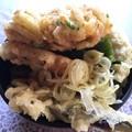 Photos: うらじろ麺(゜▽、゜) ……見えない。