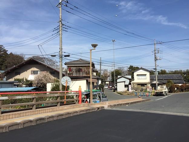 鷲宮神社(久喜市)宮前橋