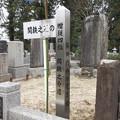 常盤共有墓地(水戸市)関鉄之介墓