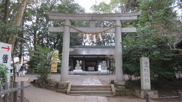 常盤神社(水戸市)東湖神社