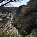 大仏坂切通 袖(鎌倉市)