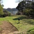 法華堂跡・北条義時墳墓(鎌倉市)