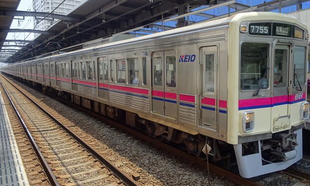 Photos: 京王線系統7000系(日本ダービー当日)