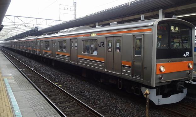 Photos: JR東日本千葉支社 武蔵野線205系