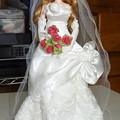 ウェディングドレス(ローズリエール)を着たジェニー(J1)