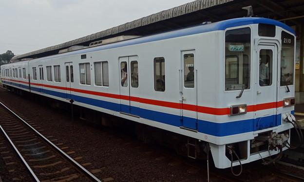 関東鉄道常総線キハ2100形