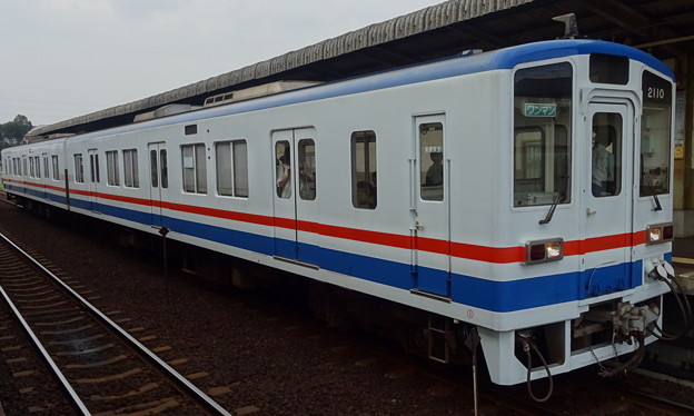 Photos: 関東鉄道常総線キハ2100形