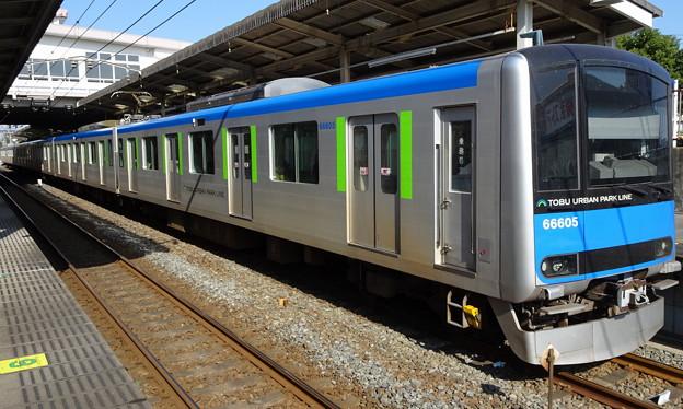 東武アーバンパークライン(野田線)60000系(JBC当日)