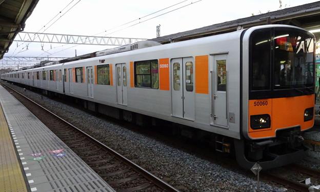 東武スカイツリーライン50050系