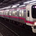 京王線系統8000系(ジャパンカップの帰り)