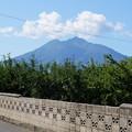 Photos: 弘前に来てやっと岩木山綺麗に見れたよーo(*^▽^*)o~♪