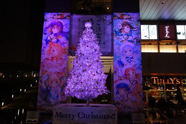 ご注文はごちうさ クリスマスツリー