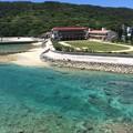 Photos: サンゴの海に囲まれた小中学校