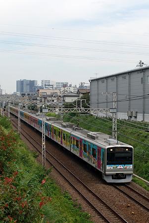 小田急 F-train