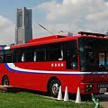 写真: 消防バス