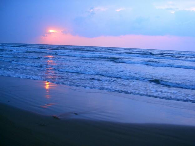 Photos: 冬の浜