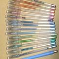 写真: さっき言ってた和風の色名のペンと愛用シャーペンと同形のシャーペン