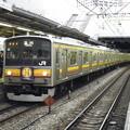 Photos: 南武線205系 横ナハ39F さよなら運転 2015.12.6-2
