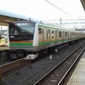 Photos: JR東日本M電E233系 横コツE-71F 2016.1.3