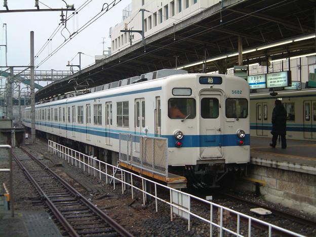 東武鉄道5070系5182F 2003-2-11