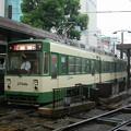 Photos: 広島電鉄C#3704ACB 2003-8-28