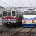 Photos: 京成電鉄モハ3588・AE-168 2015-11-14