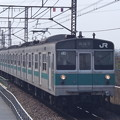 Photos: 常磐緩行線203系 東マト54F 2011-3-30
