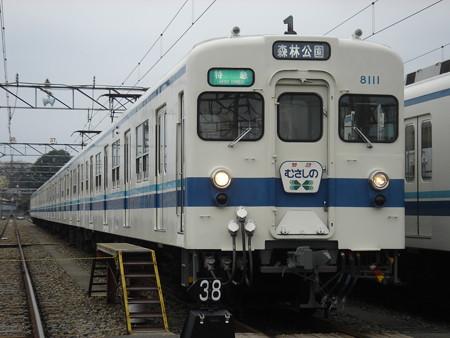 東武鉄道8111F 2010-3-28/1