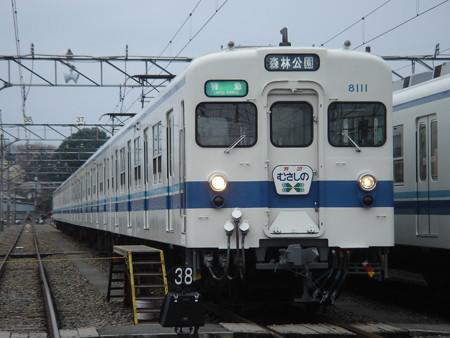 東武鉄道8111F 2010-3-28/2