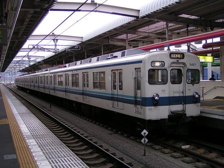 東武鉄道5157F(クハ5457) 2005-12-11/2
