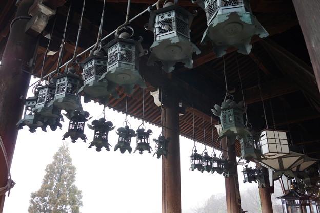 奈良 二月堂
