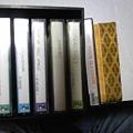 写真: アルファベット転写したカセットテープあったw