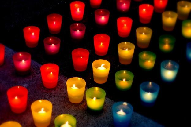 Candle night