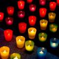 Photos: Candle night
