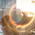 手のひらに太陽を