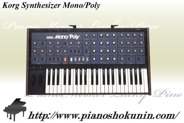 Korg Synthesizer MonoPoly