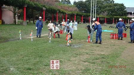 宮代町防災訓練02