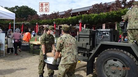 宮代町防災訓練12