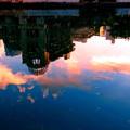 写真: ~水中の城ラピュタ~うへへ~( ̄▽ ̄;)~お疲れ様です~♪