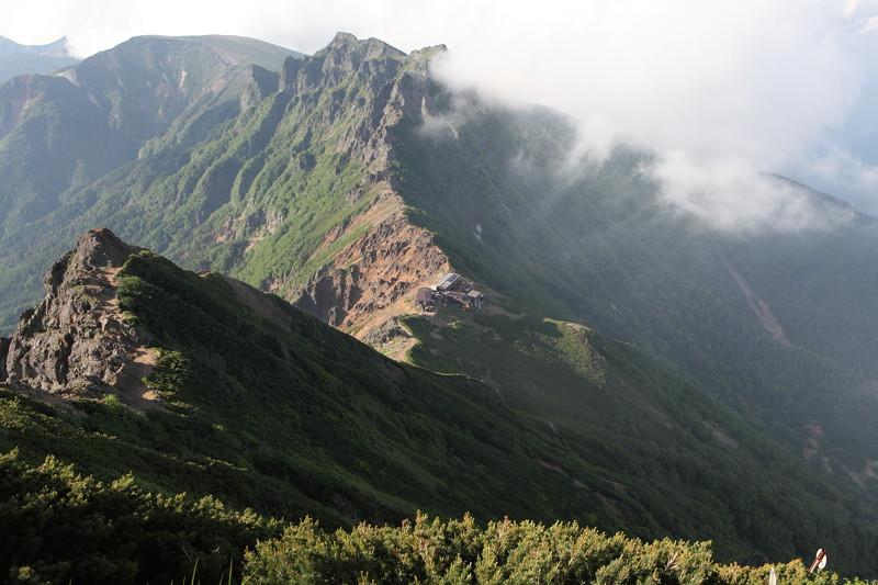 IMG_3404八ヶ岳(赤岳・横岳・硫黄岳)