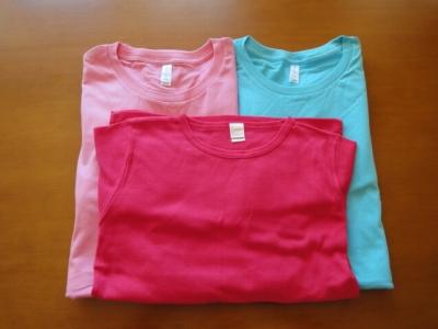 161116-1 Tシャツ3種