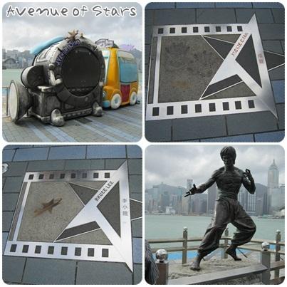 20110930 【香港】Avenue of Stars