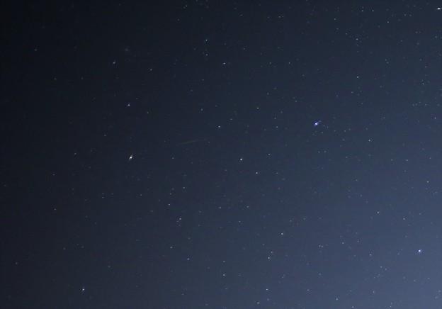 ぺルセウス座流星群?